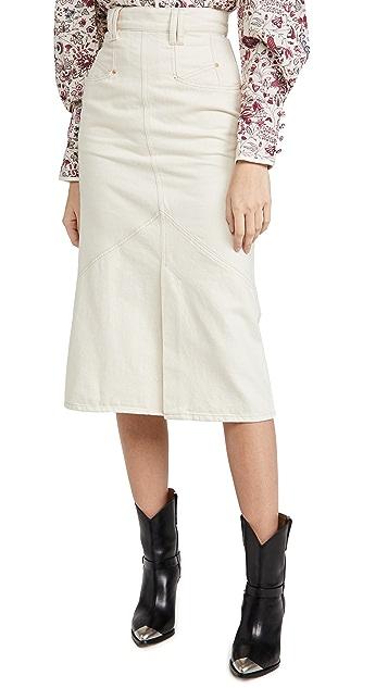 Isabel Marant Pomano Skirt