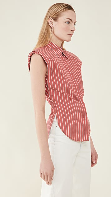 Isabel Marant Enza 女式衬衫