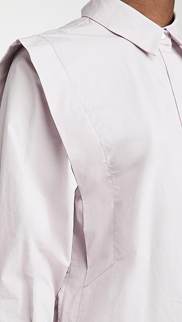 Isabel Marant Kigalki 系扣衬衫