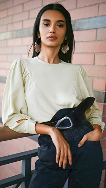 Isabel Marant Venilia 女式衬衫