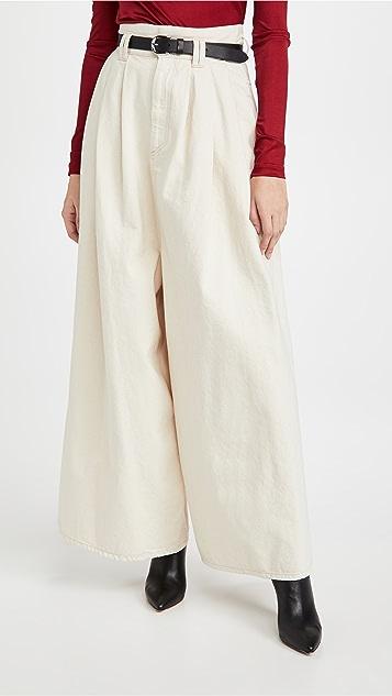 Isabel Marant Naidenae 裤子