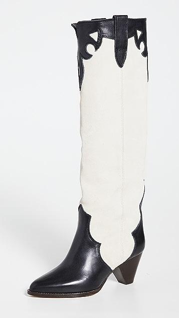 Isabel Marant Litz Boots