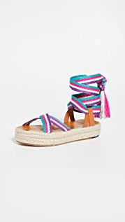 Isabel Marant Malay Sandals