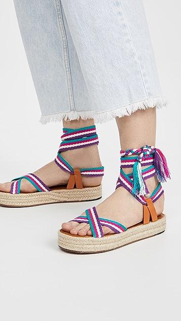 Isabel Marant Malay 凉鞋