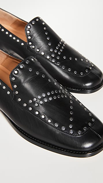 Isabel Marant Studded Loafers