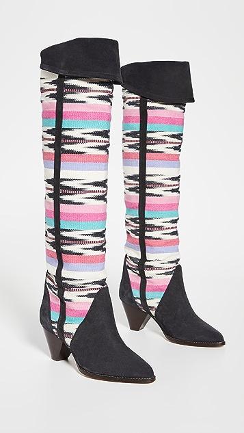 Isabel Marant Lorey 靴子
