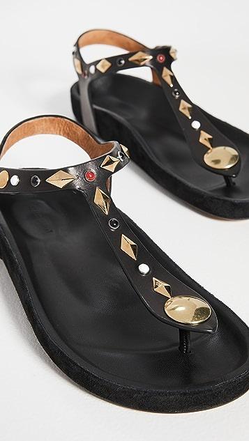 Isabel Marant Enore 凉鞋