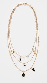 Isabel Marant Charm Necklace