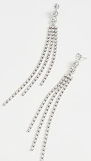 Isabel Marant Melting Earrings