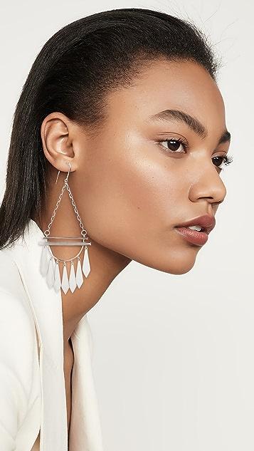 Isabel Marant Fringe Earrings