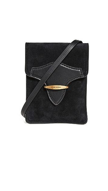 Isabel Marant Takury Mini Crossbody Bag