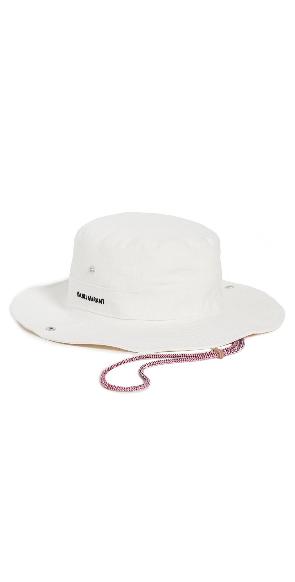 Isabel Marant Caviano Bucket Hat