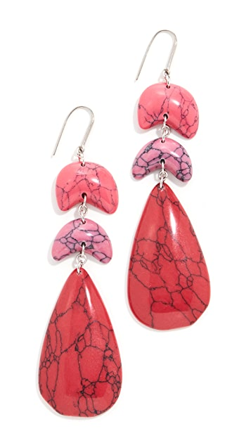 Isabel Marant Multi Potatoes Earrings