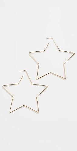 Isabel Marant - Shiny In Love Hoop Earrings