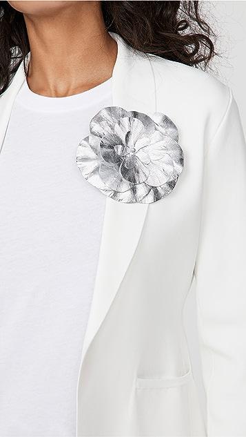 Isabel Marant Flower Power Pin