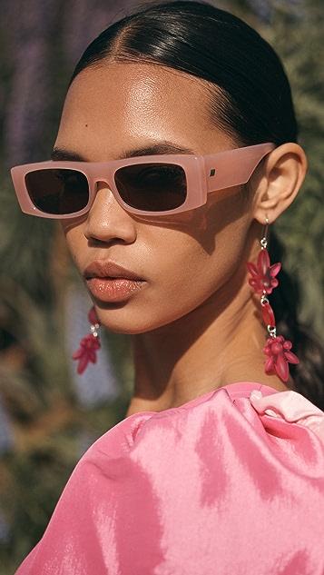 Isabel Marant Sexy Plexi Earrings
