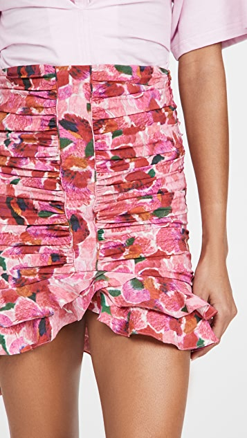 Isabel Marant Milendi Skirt