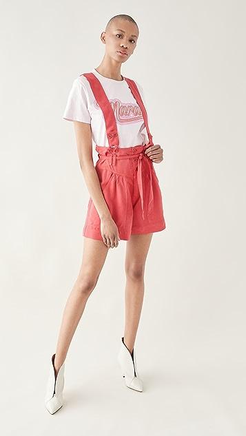Isabel Marant Flink 短裤