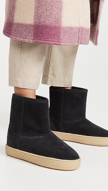 Isabel Marant Frieze 靴子