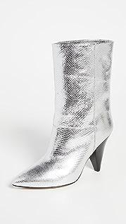 Isabel Marant Locky Boots