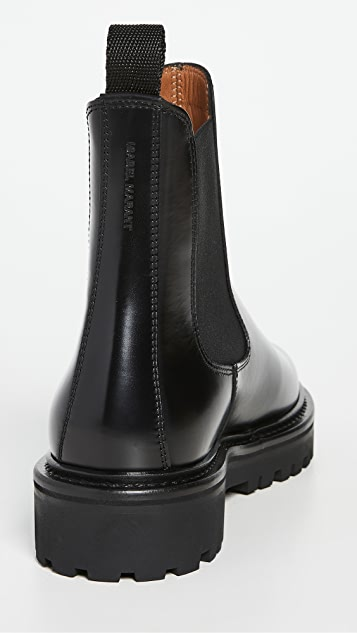 Isabel Marant Castay Boots