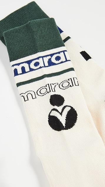 Isabel Marant Silou Crew Socks