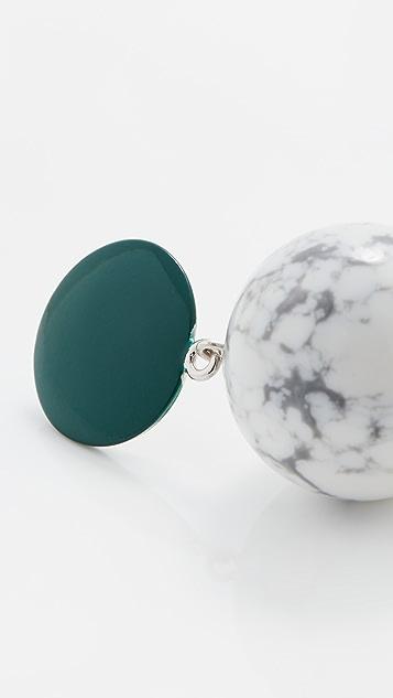 Isabel Marant Color Globe 耳环