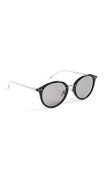 Isabel Marant Round Sunglasses