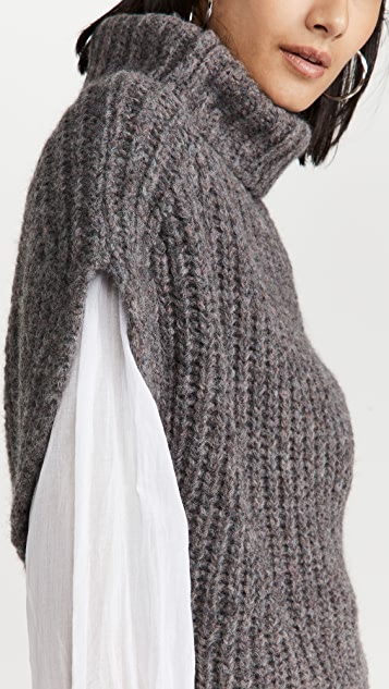 Isabel Marant Ivy 针织上衣
