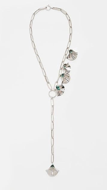 Isabel Marant Lariat Necklace