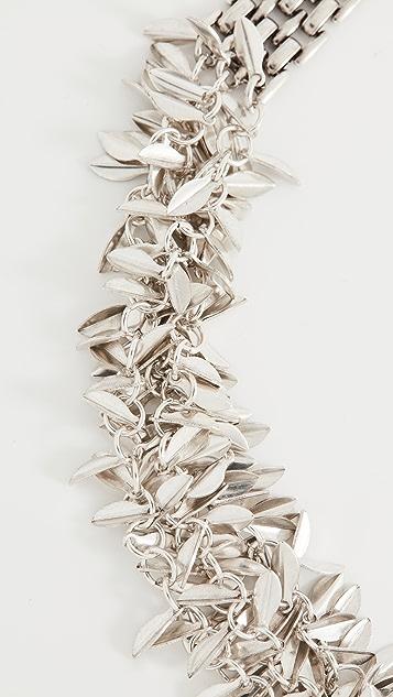 Isabel Marant Leaf Necklace