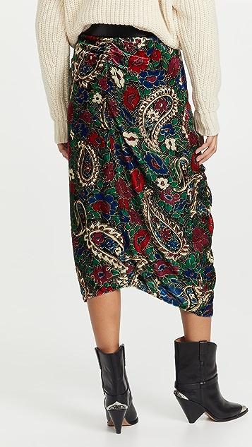 Isabel Marant Breenea 半身裙
