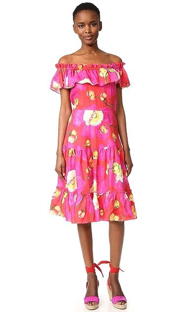 Isolda Santo Domingo Dress