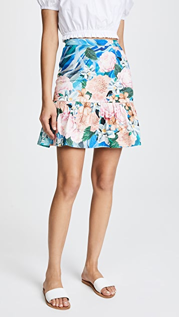 Isolda Frilled Skirt