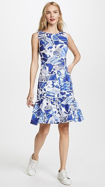 Isolda Frilled Dress