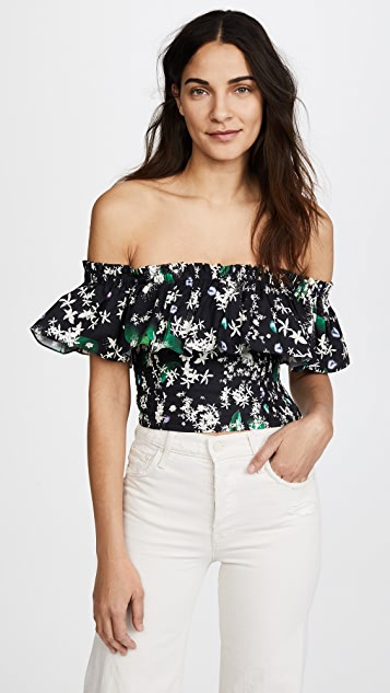 Isolda Amanda Crop Top