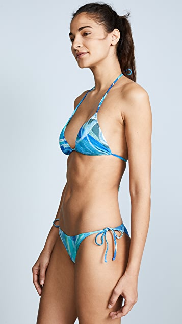 Isolda Triangle String Bikini