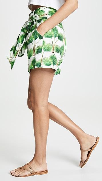 Isolda Lauren Shorts