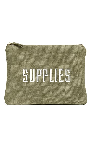 Izola Supplies Pouch