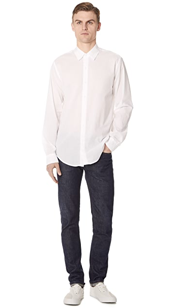 Jac + Jack Collared Shirt