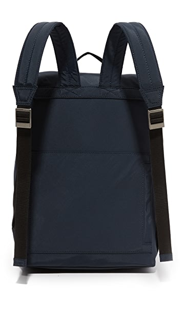 Jack Spade Tech Nylon Army Backpack