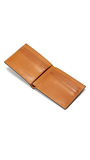Jack Spade Mitchell Leather Wallet