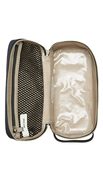 Jack Spade Nylon Twill Travel Kit