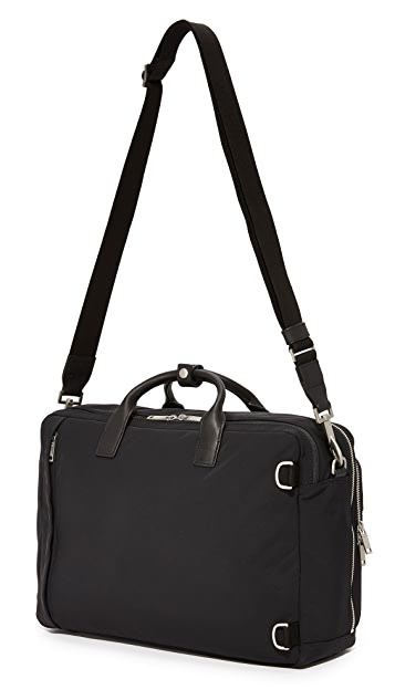 Jack Spade Nylon Twill Convertible 3 in 1 Backpack