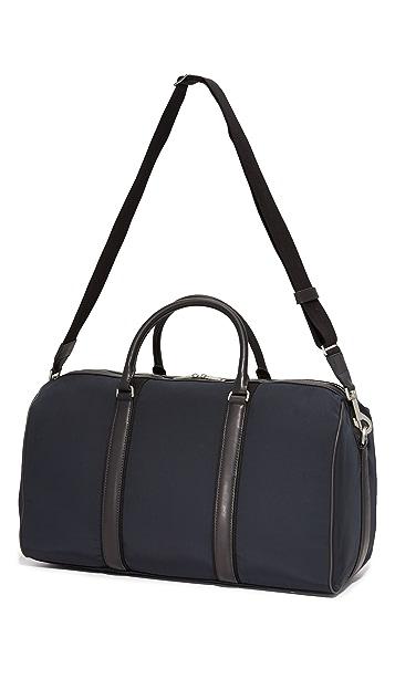 Jack Spade Nylon Twill Gym Bag