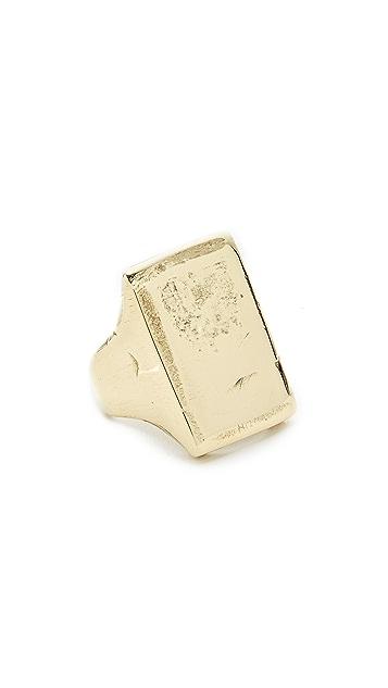 Jacqueline Rose Classic Signet Ring