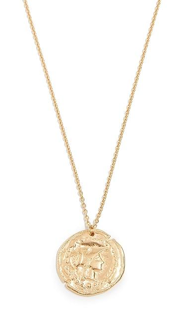 Jacquie Aiche Lage Antique Coin Necklace