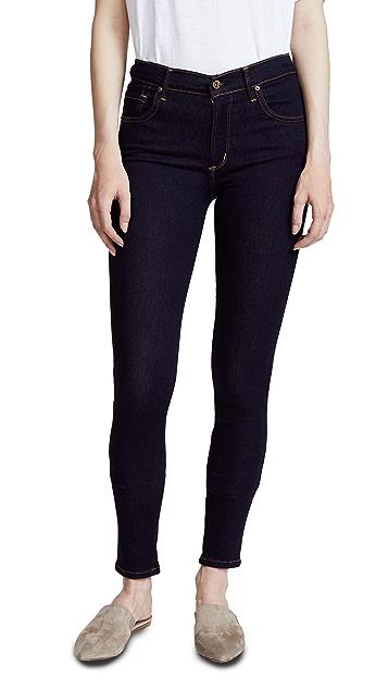James Jeans Джинсы-леггинсы с пятью карманами Twiggy