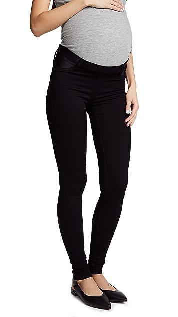 James Jeans Джинсы без застежки Twiggy Under Belly для беременных