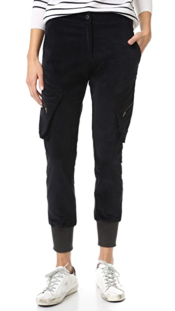 James Jeans Boyfriend Cargo Pants